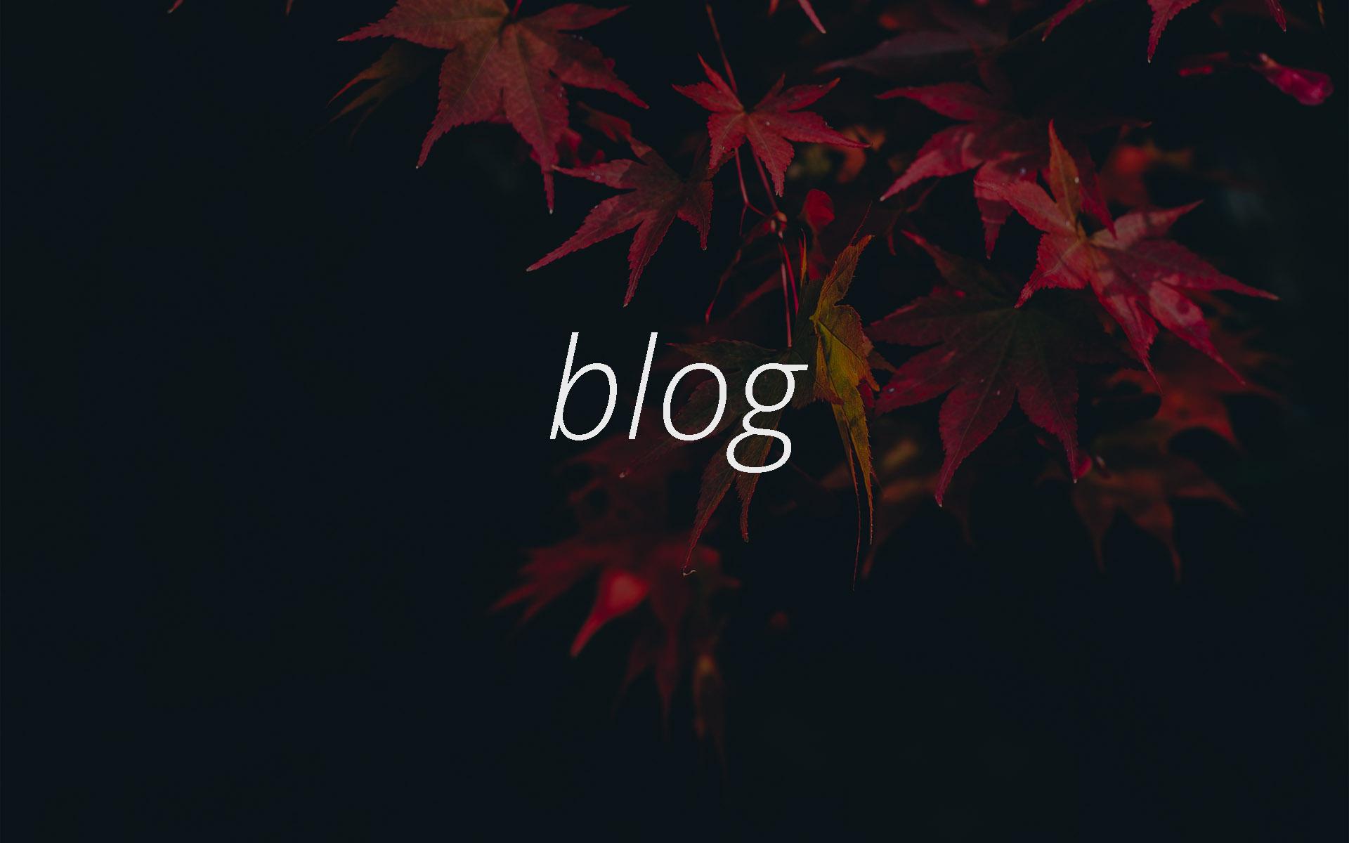 Konstantinos Blog